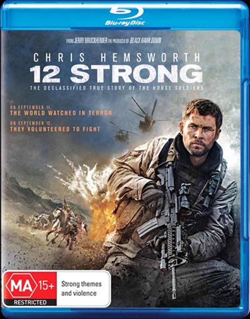 12 Strong | Blu-ray
