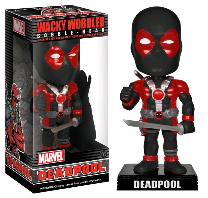 Deadpool - Weapon X Deadpool US Exclusive Wacky Wobbler | Merchandise