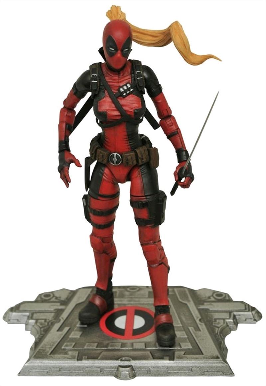 Deadpool - Lady Deadpool Action Figure | Merchandise