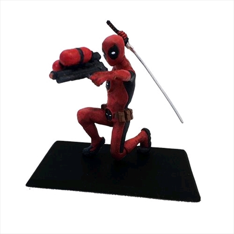 Deadpool - Kidpool Metal Miniatures | Merchandise