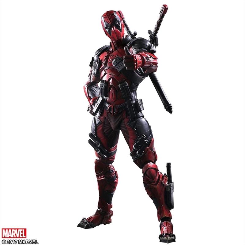 Deadpool - Deadpool Play Arts Action Figure | Merchandise
