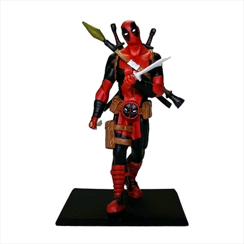 Deadpool - Deadpool Metal Miniatures   Merchandise