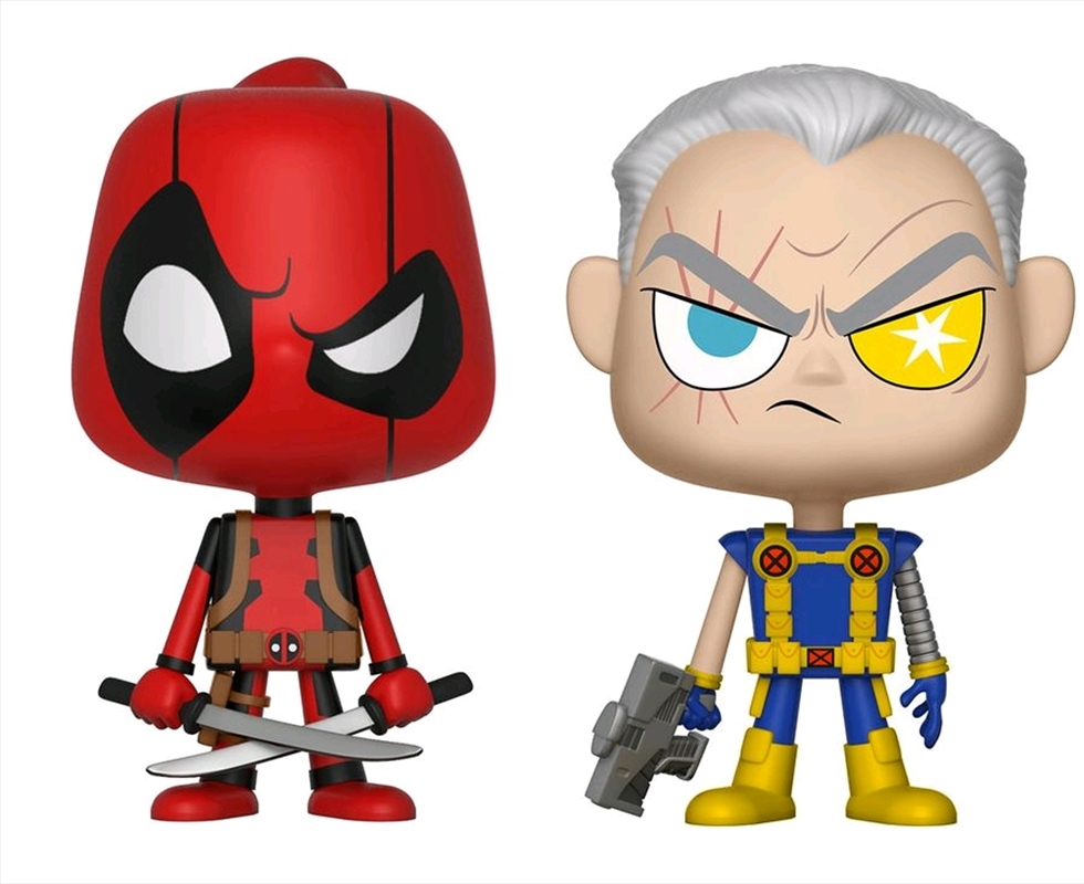 Deadpool - Deadpool & Cable Vynl. | Pop Vinyl