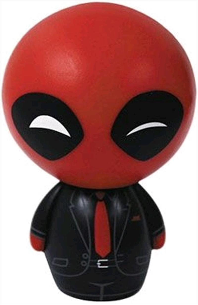 Deadpool - Black Suit Deadpool US Exclusive Dorbz | Dorbz