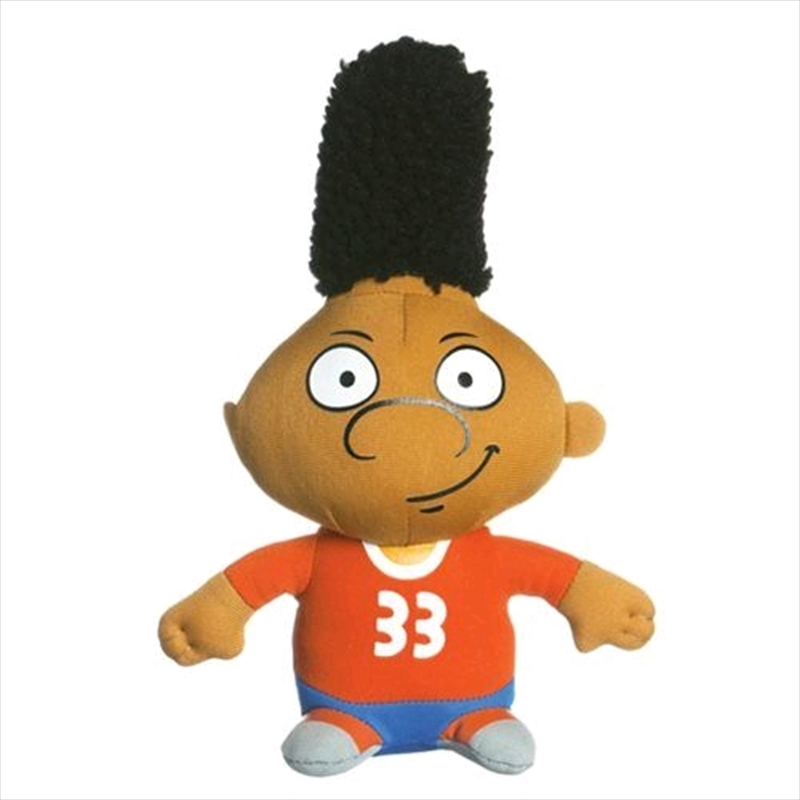 Hey Arnold - Gerald Super Deformed Plush | Toy