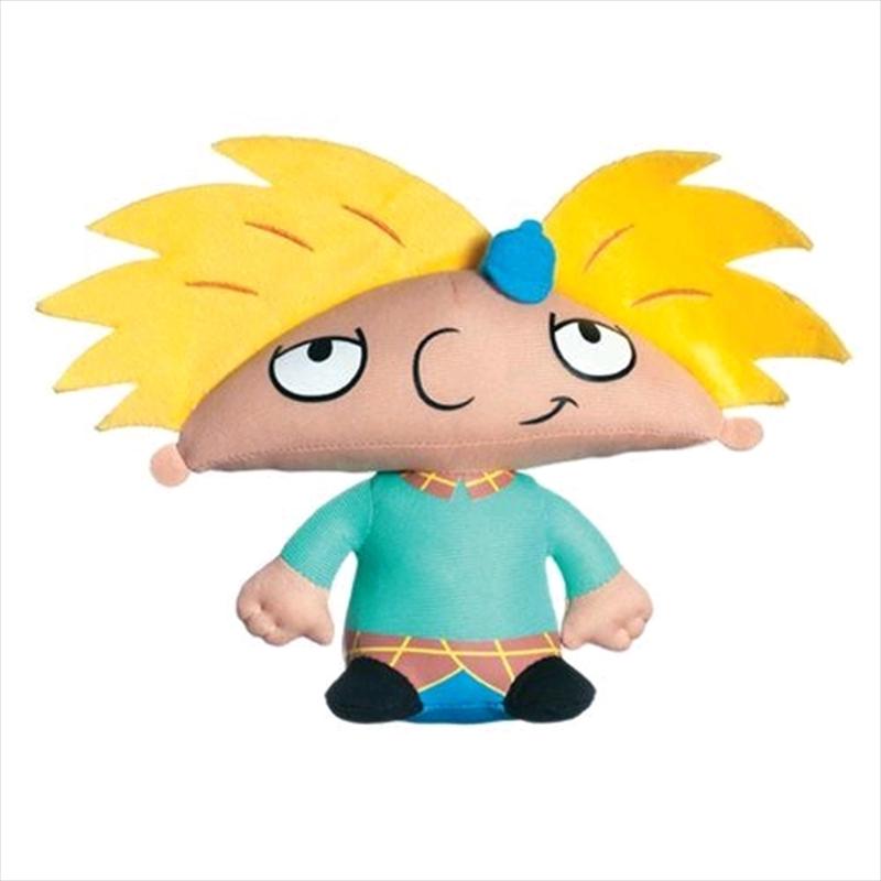 Hey Arnold - Arnold Super Deformed Plush | Toy