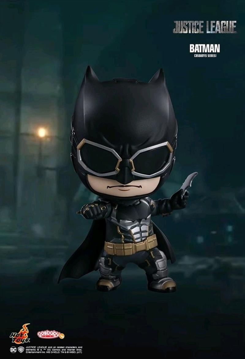Justice League Movie - Batman Cosbaby   Merchandise