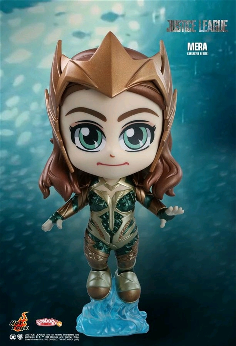 Justice League Movie - Mera Cosbaby | Merchandise
