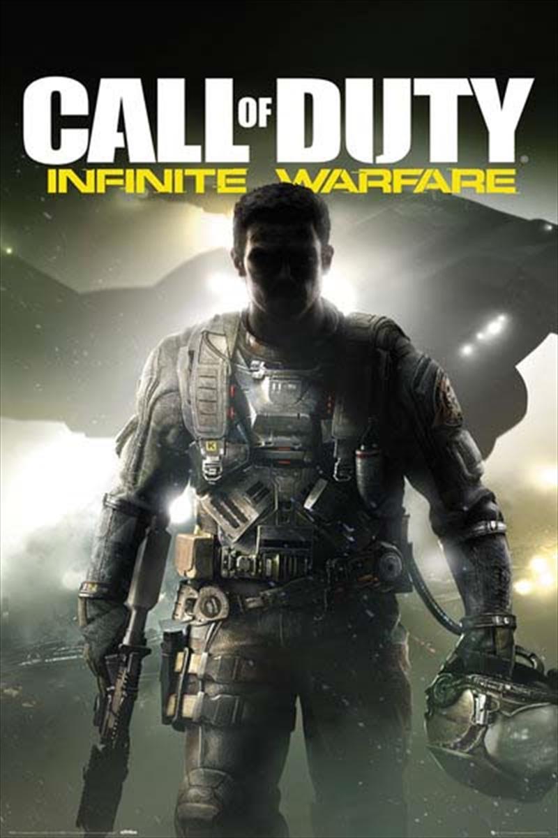 Call Of Duty - Infinite Warfare - Key Art | Merchandise