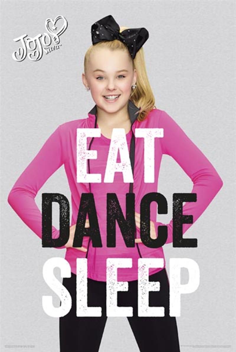 JoJo Siwa - Eat Dance Sleep | Merchandise