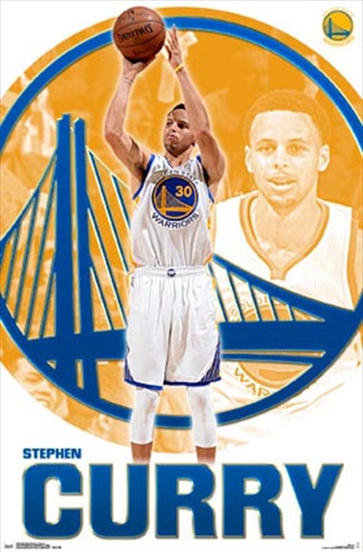 Golden State Warriors - Stephen Curry | Merchandise