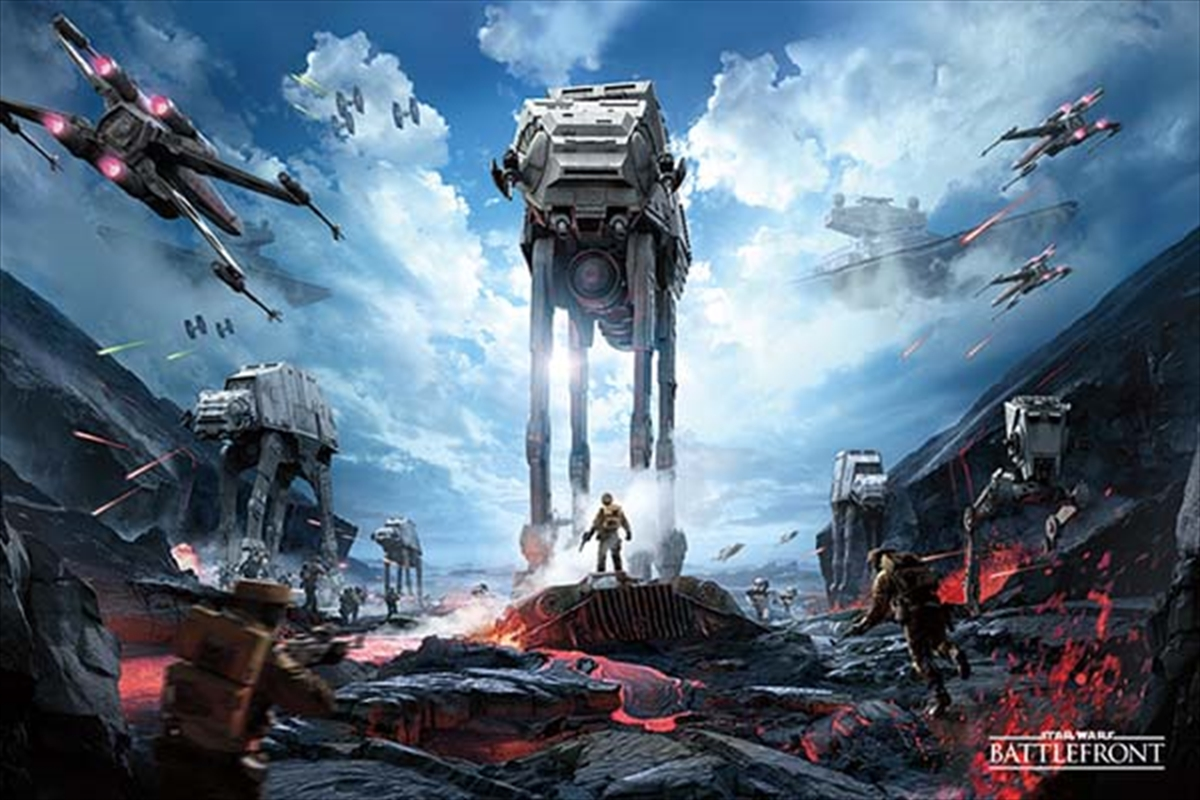 Star Wars Battlefront - War Zone | Merchandise