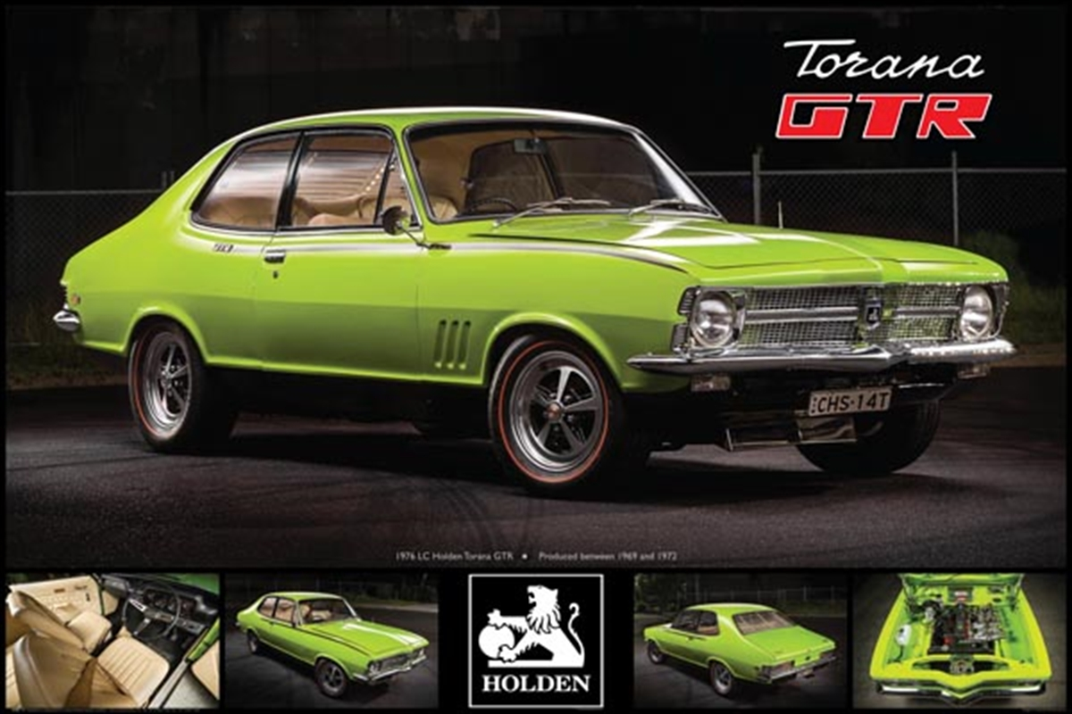 Holden - 1976 LC Torana GTR | Merchandise