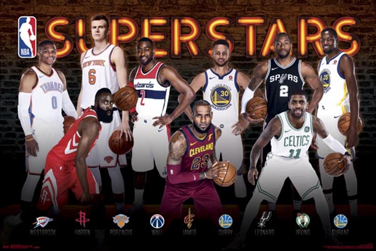 NBA - Superstars '17 | Merchandise