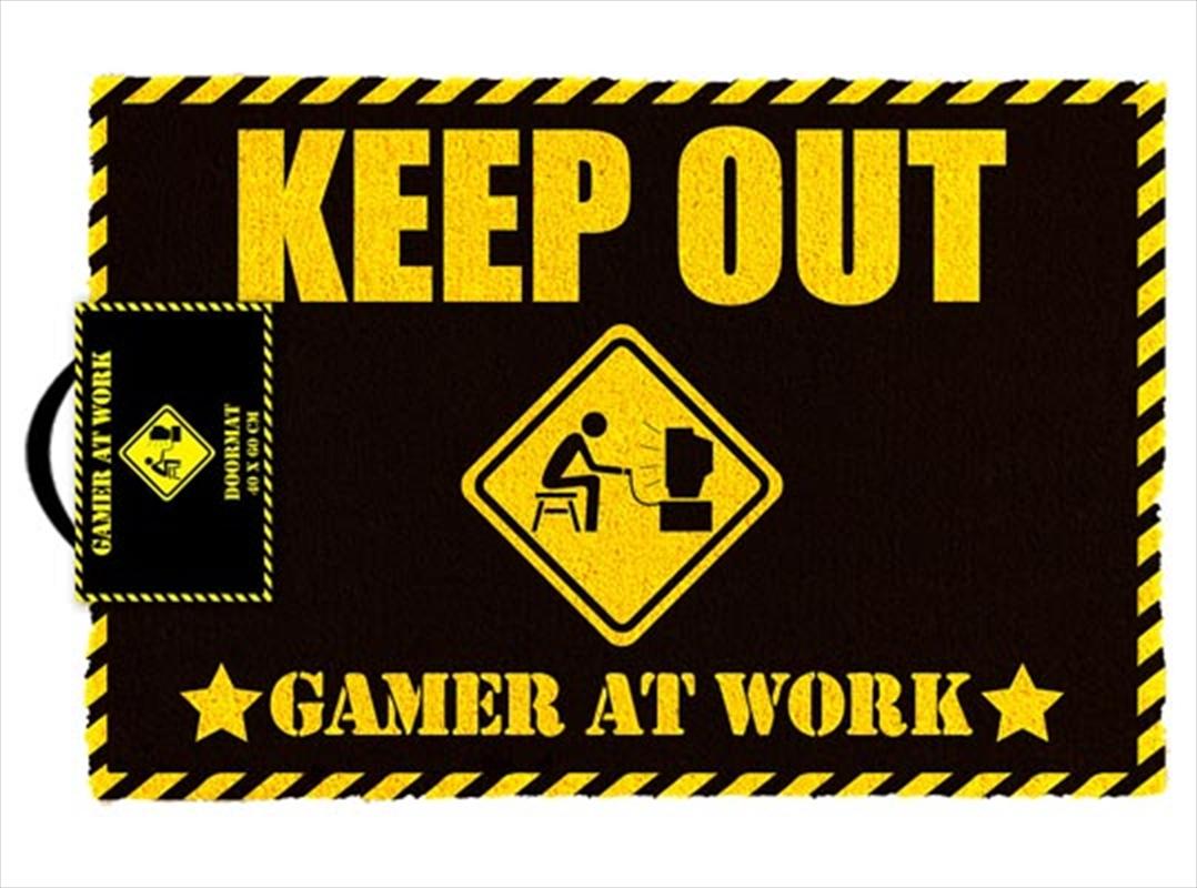 Gamer At Work   Merchandise