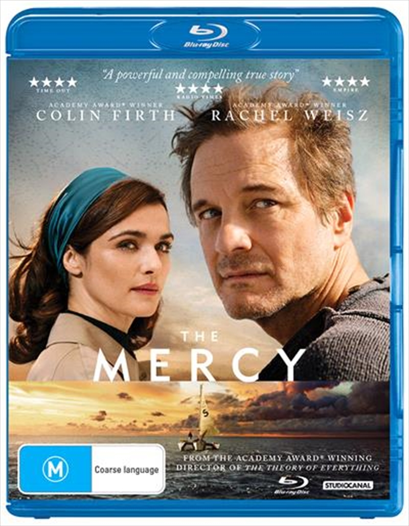 Mercy, The | Blu-ray