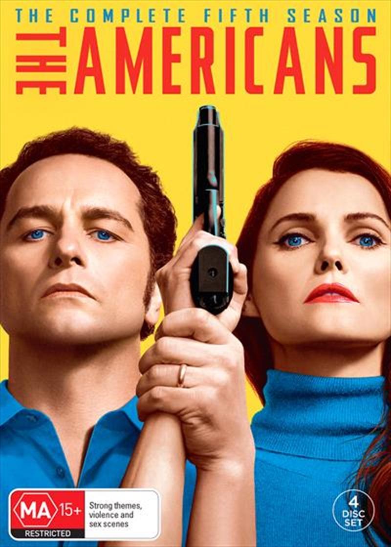 Americans - Season 5 | DVD