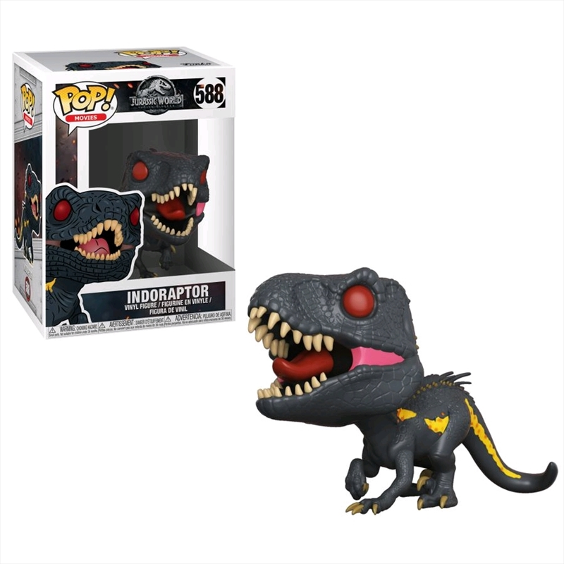 Indoraptor | Pop Vinyl
