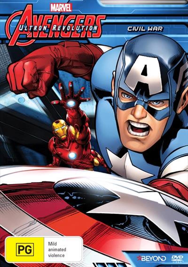 Avengers Assemble - Civil War | DVD