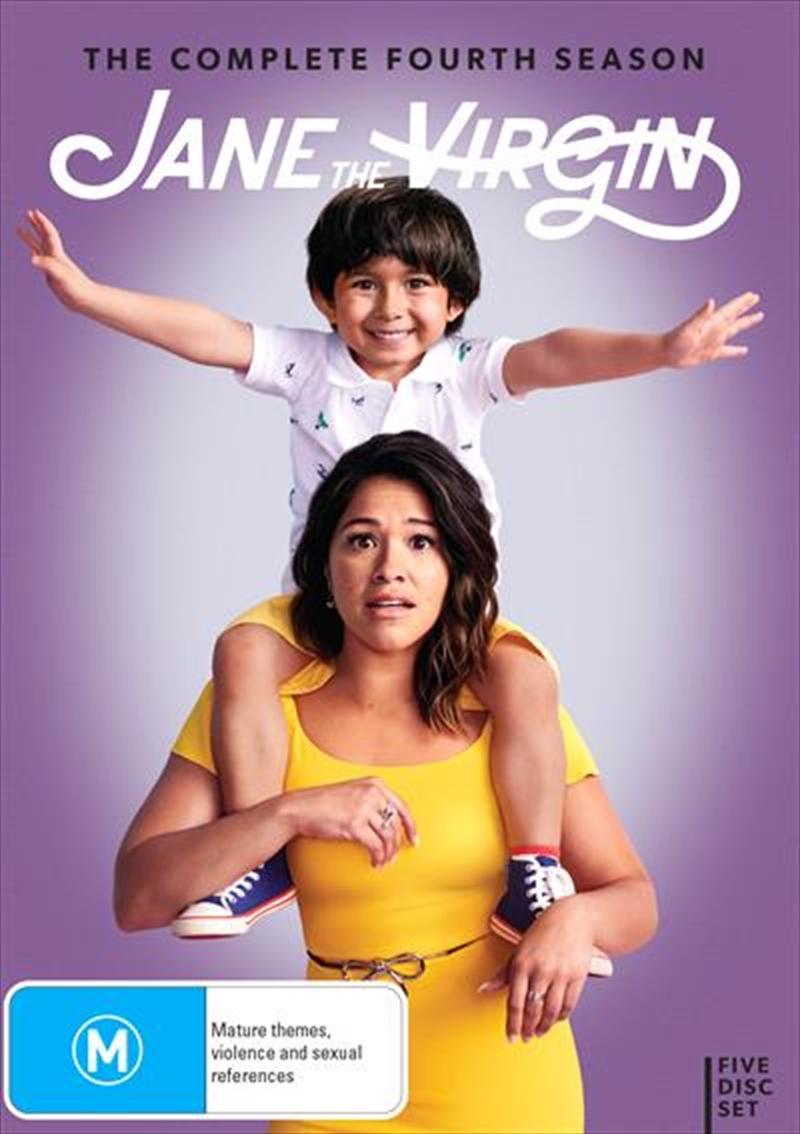 Jane The Virgin - Season 4 | DVD