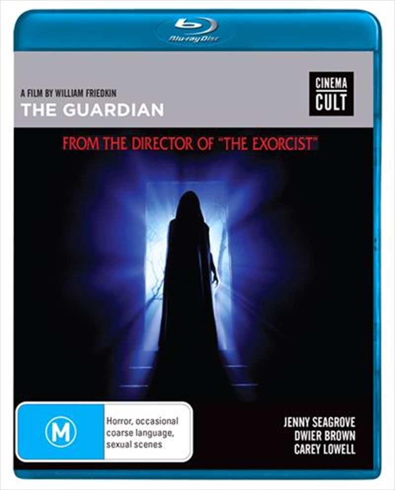 Guardian, The | Blu-ray