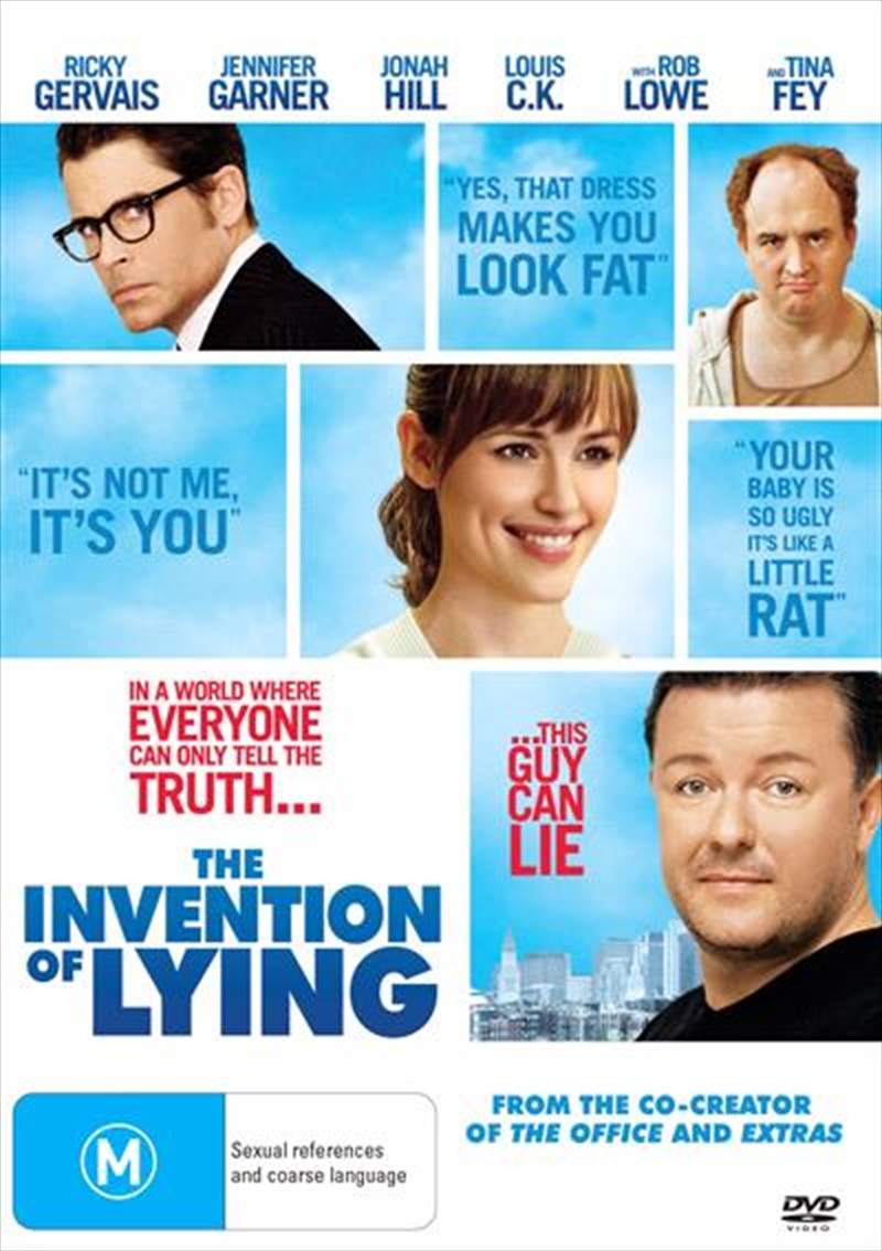 Invention Of Lying, The | DVD