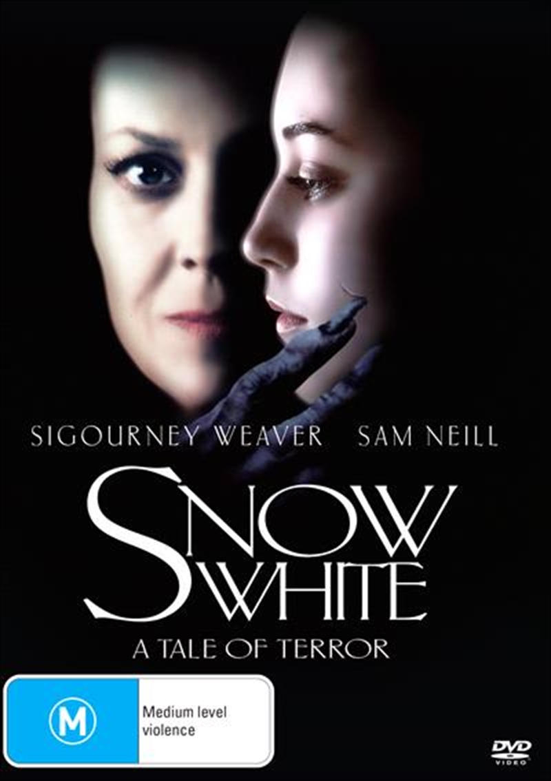 Snow White - A Tale of Terror | DVD