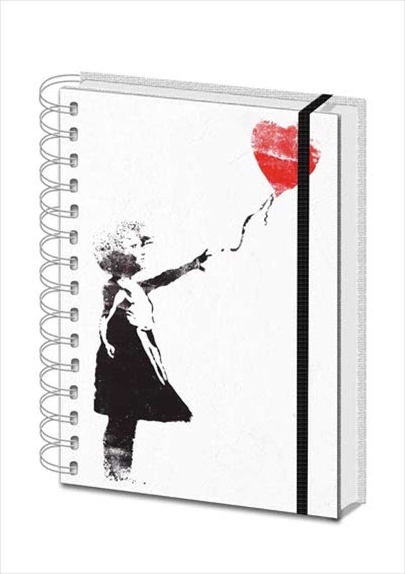 Banksy - Balloon Girl | Merchandise