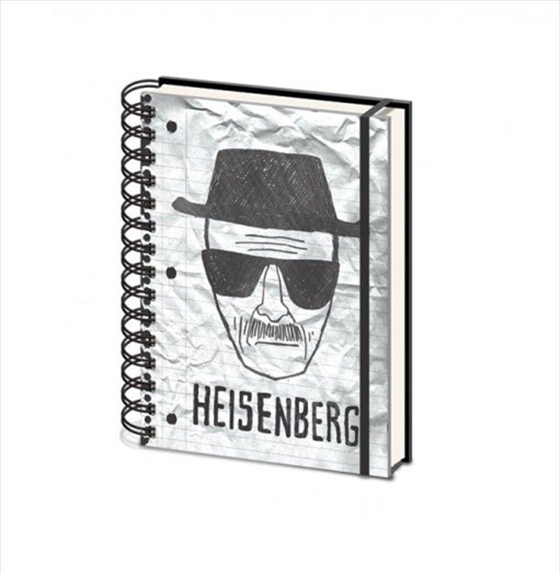 Breaking Bad - Heisenburg Wanted | Merchandise
