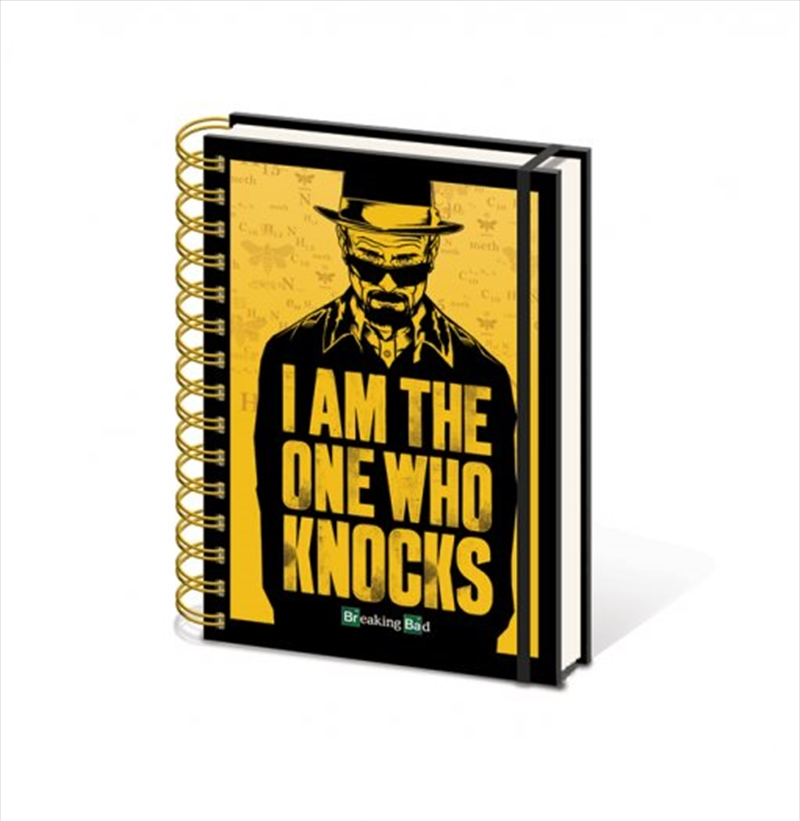 Breaking Bad - I Am The One Who Knocks | Merchandise