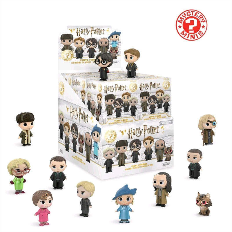 Harry Potter - Mystery Minis wave 03 Blind Box | Merchandise