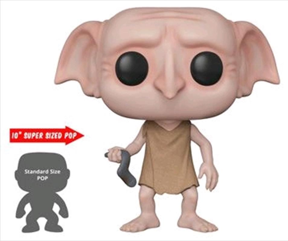 """Harry Potter - Dobby US Exclusive 10"""" Pop! Vinyl   Pop Vinyl"""