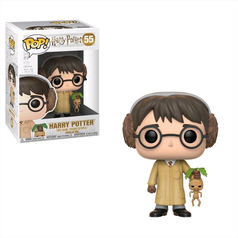 Harry Potter - Harry Potter (Herbology) Pop! Vinyl   Pop Vinyl