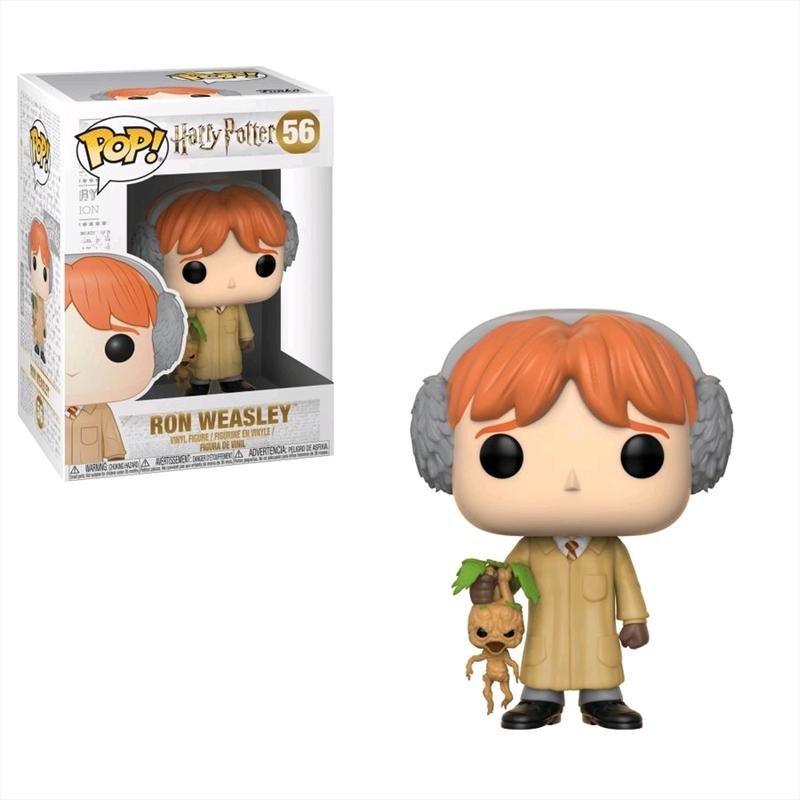 Harry Potter - Ron Weasley (Herbology) Pop! Vinyl | Pop Vinyl