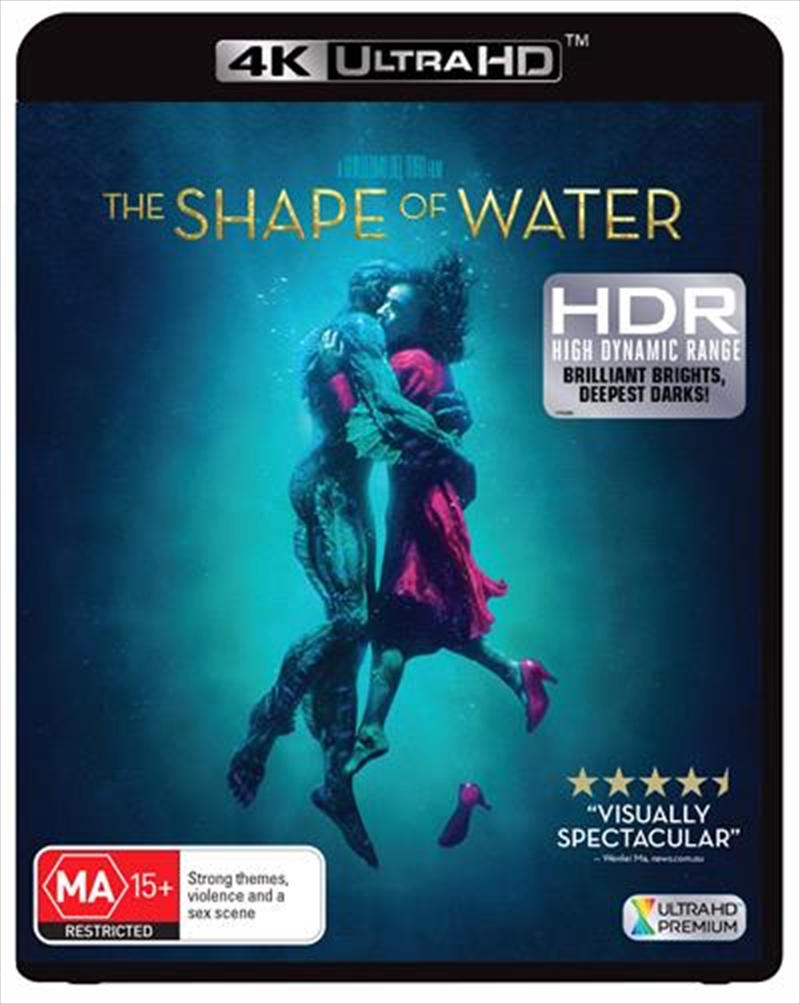 Shape Of Water, The | UHD