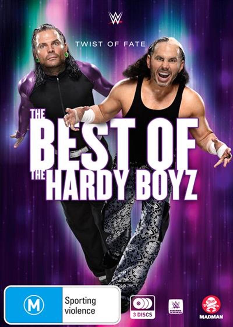 WWE - Twist Of Fate - The Best of the Hardy Boyz | DVD