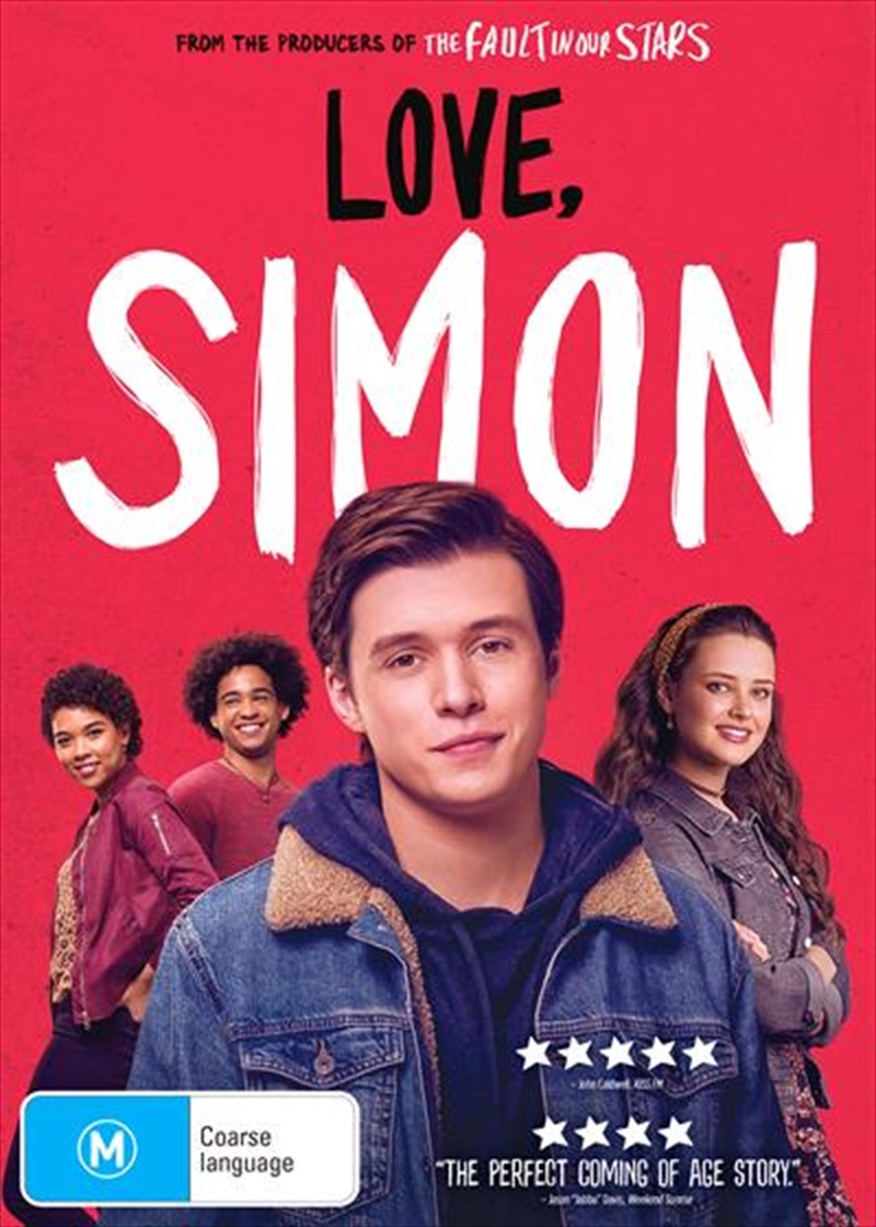 Love, Simon | DVD