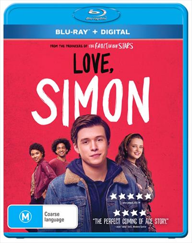 Love, Simon | Blu-ray