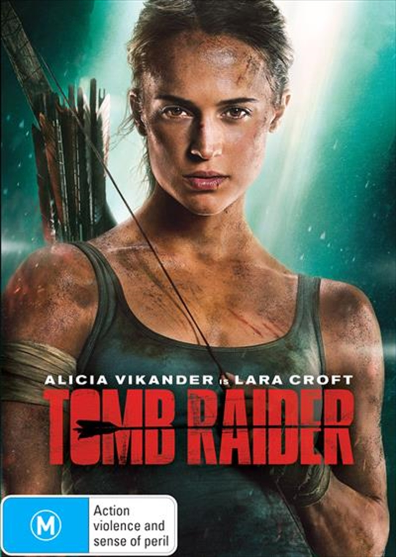 Tomb Raider | DVD
