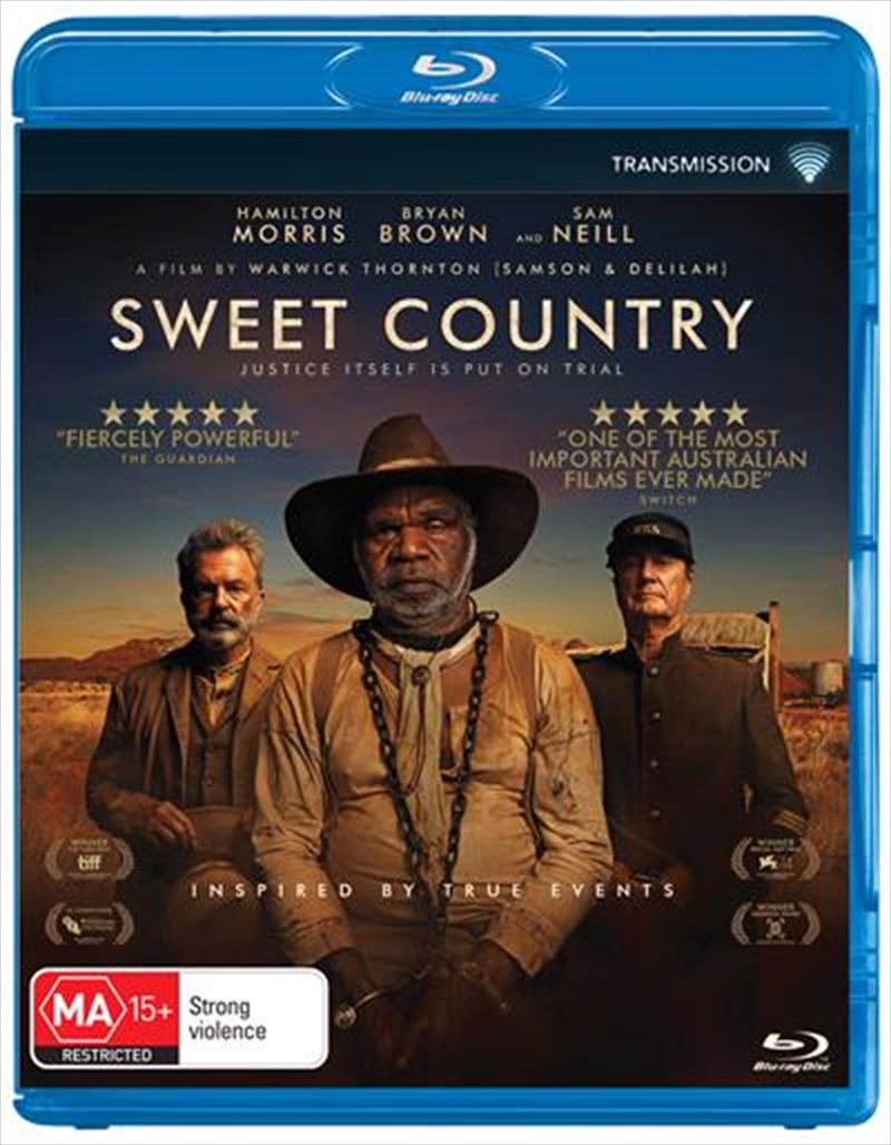 Sweet Country | Blu-ray