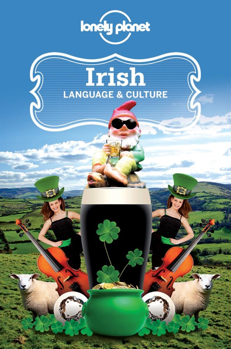 Lonely Planet - Irish Language And Culture | Paperback Book