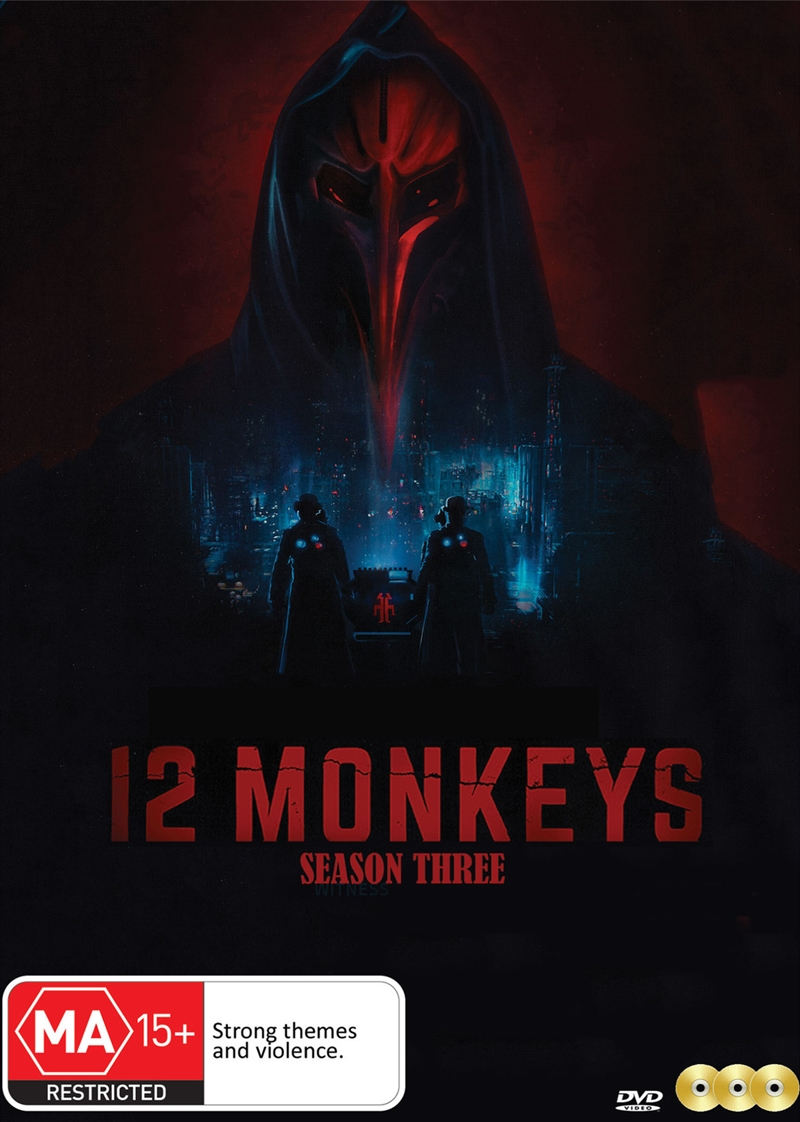 12 Monkeys - Season 3 | DVD