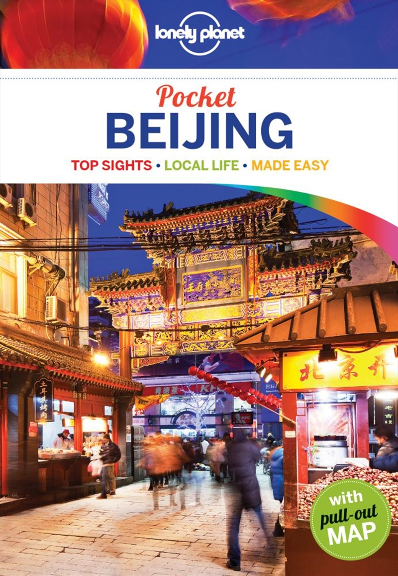 Lonely Planet - Pocket Beijing | Paperback Book