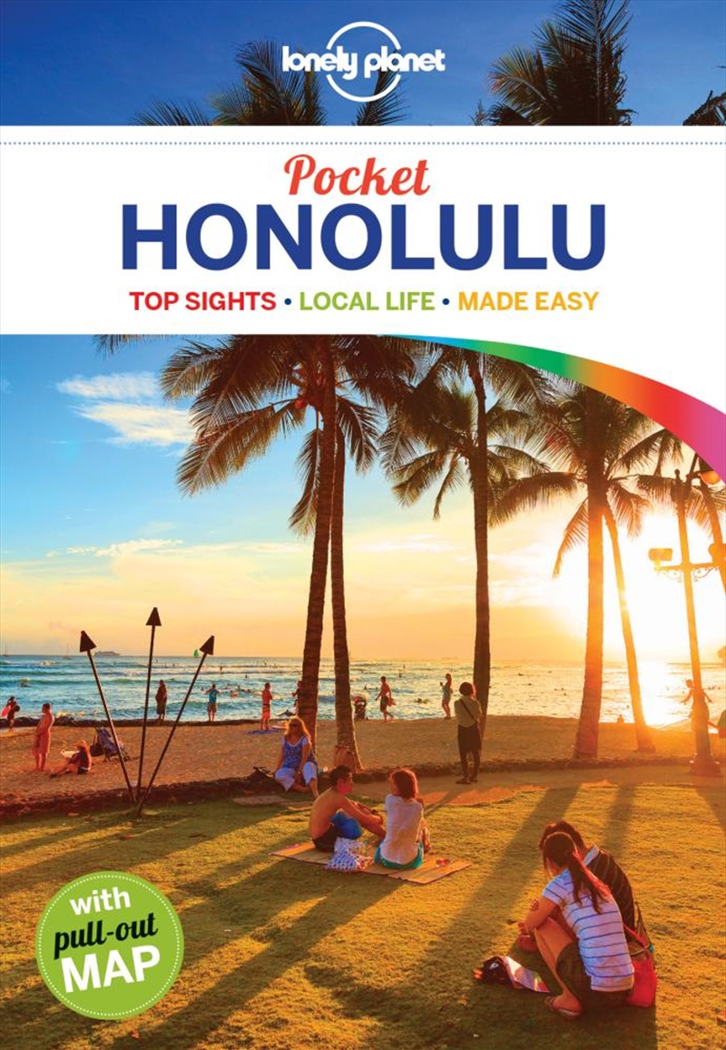 Lonely Planet - Pocket Honolulu | Paperback Book