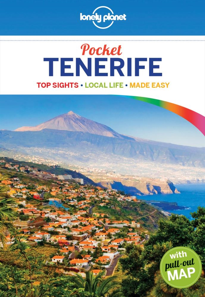 Lonely Planet - Pocket Tenerife | Paperback Book
