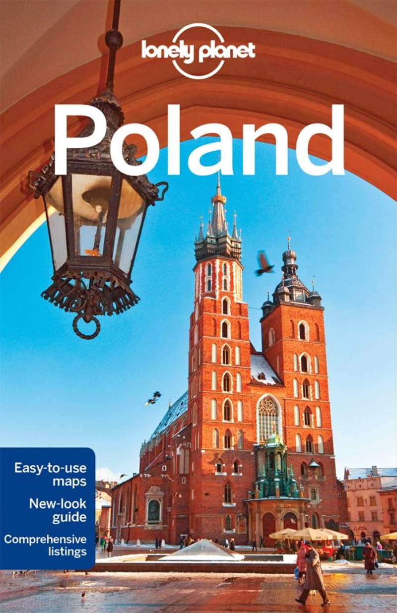 Lonely Planet - Poland | Paperback Book
