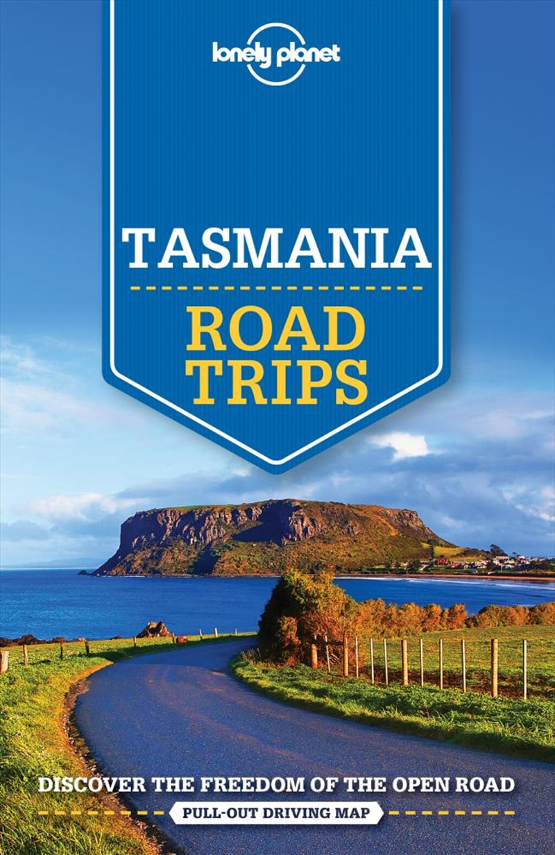 Lonely Planet - Tasmania Road Trips | Paperback Book