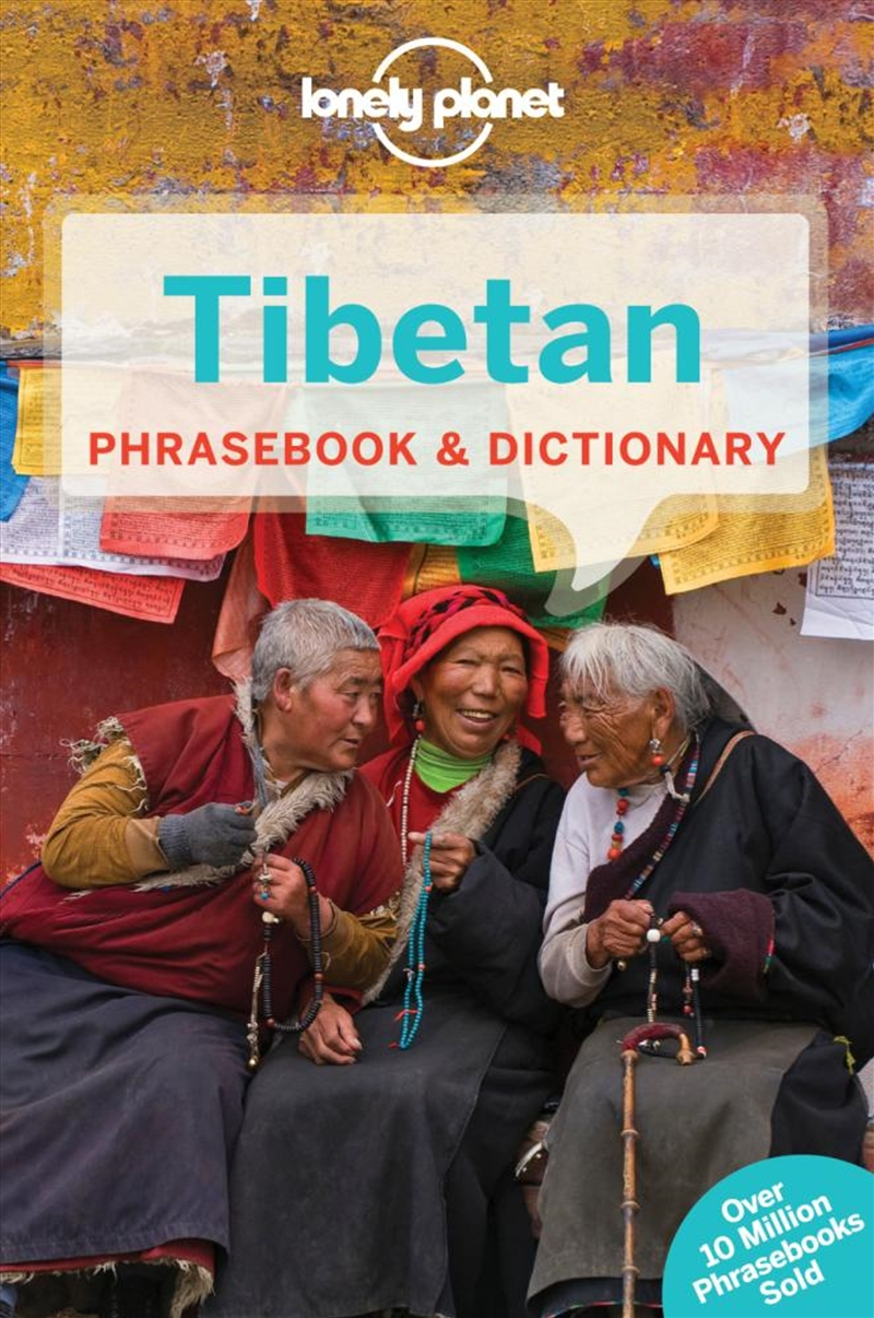 Lonely Planet - Tibetan Phrasebook And Dictionary | Paperback Book