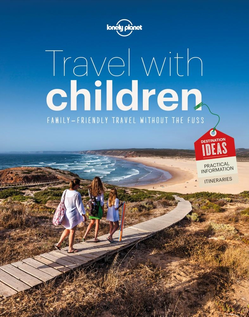 Lonely Planet - Travel With Children | Paperback Book