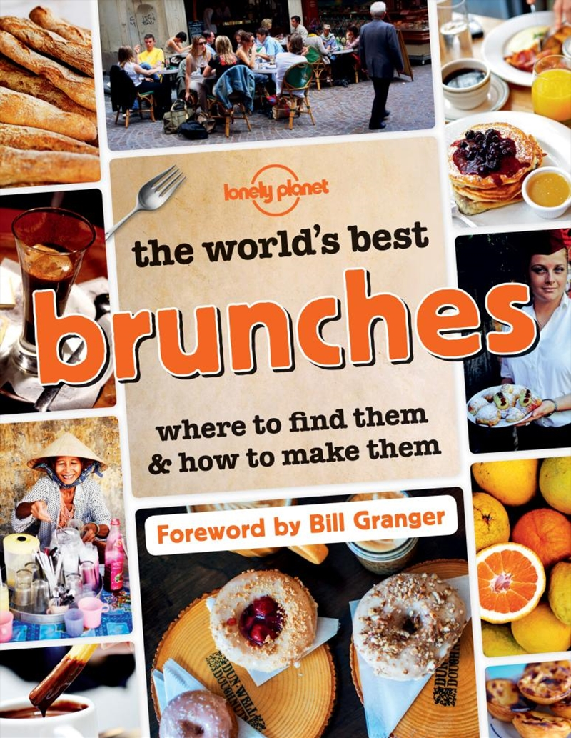 Lonely Planet - Worlds Best Brunches | Paperback Book